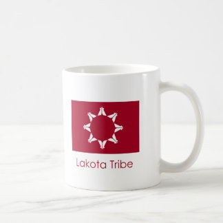 Tribu de Lakota Taza