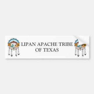 Tribu de Lipan Apache de la pegatina para el Pegatina Para Auto