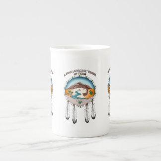 Tribu de Lipan Apache de la taza de la porcelana Taza De Porcelana