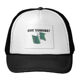 Tribu, Nigeria, camiseta y etc de Yoruba Gorro De Camionero