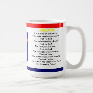 """Tribulation"" Coffee Mug"