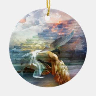 TRIBULATIONS.jpg Christmas Ornament