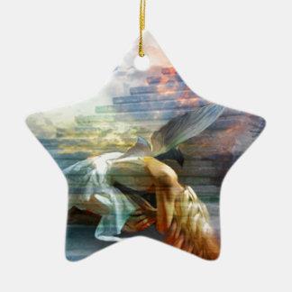 TRIBULATIONS jpg Christmas Tree Ornaments