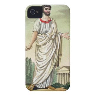 """Tribuna de la gente, no. 37 de """"Roma antigua"""", iPhone 4 Fundas"""