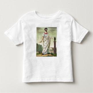 """Tribuna de la gente, no. 37 de """"Roma antigua"""", Remeras"""