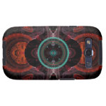 Tribunal Abstract Fractal Artwork Samsung Galaxy SIII Covers
