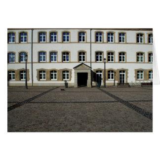 Tribunal d'Arrondissement, Luxembourg City Card