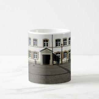 Tribunal d'Arrondissement, Luxembourg City Classic White Coffee Mug