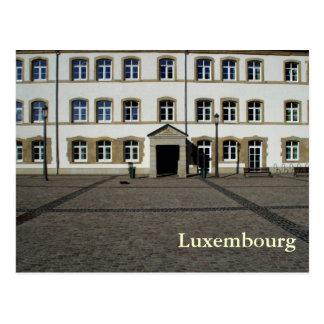 Tribunal d'Arrondissement, Luxembourg City Postcard