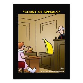 """""""Tribunal de apelación """" Impresion Fotografica"""