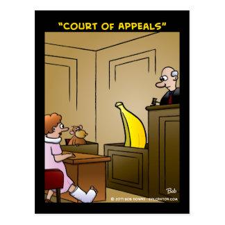 """""""Tribunal de apelación """" Postal"""