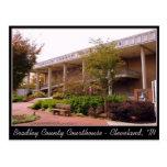 Tribunal del condado de Bradley - Cleveland, TN Postal