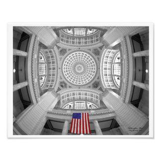 Tribunal del condado de Clinton, Wilmington, Ohio Fotografía