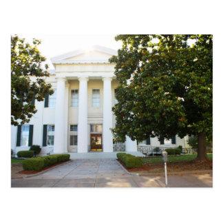 Tribunal del condado de Hinds - postal de