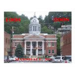 Tribunal del condado de Madison Postal