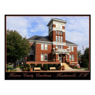 Tribunal del condado de Monroe - Madisonville, TN Postal