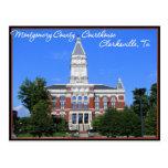 Tribunal del condado de Montgomery - Clarksville,  Postal