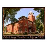 Tribunal del condado de Rhea - Dayton, TN Tarjetas Postales
