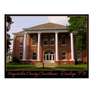 Tribunal del condado de Sequatchie - Dunlap, TN Postal
