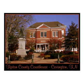 Tribunal del condado de Tipton - Covington, TN Postal