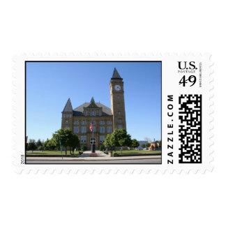 Tribunal del condado de Tipton Sellos