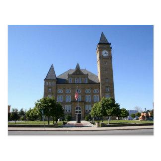 Tribunal del condado de Tipton Tarjeta Postal