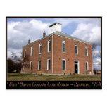 Tribunal del condado de Van Buren - chaqueta de pu Postales