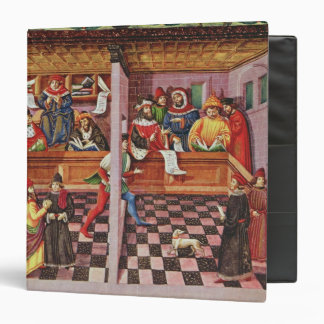 Tribunal of the Scientists 3 Ring Binder