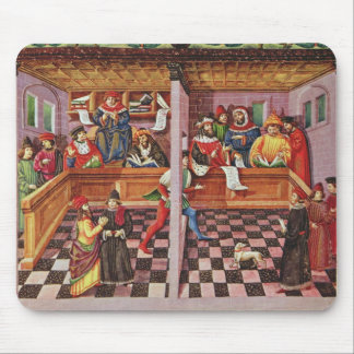 Tribunal of the Scientists Mouse Pad