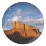 Tribunal Sedona Arizona de las rocas Plato Para Fiesta