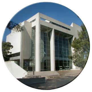 Tribunal superior del edificio de Australia Plato De Cerámica