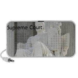 Tribunal Supremo iPhone Altavoz