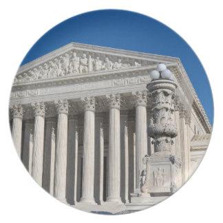 Tribunal Supremo Building-6 Plato De Cena