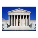 Tribunal Supremo de los E.E.U.U. Postales