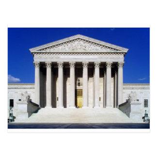 Tribunal Supremo de los E.E.U.U. Tarjetas Postales