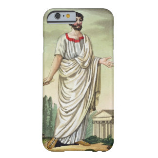 Tribune of the People, No. 37 from 'Antique Rome', Barely There iPhone 6 Case