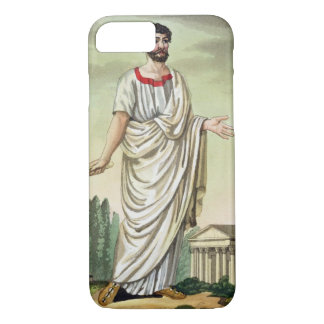 Tribune of the People, No. 37 from 'Antique Rome', iPhone 8/7 Case