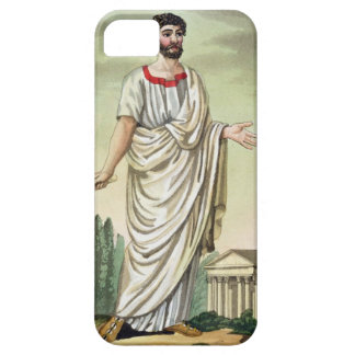 Tribune of the People, No. 37 from 'Antique Rome', iPhone SE/5/5s Case