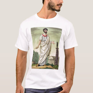 Tribune of the People, No. 37 from 'Antique Rome', T-Shirt