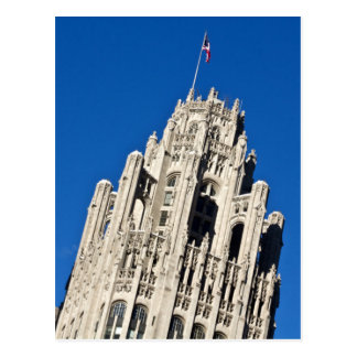 Tribune Tower 01 Postcard