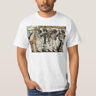 Tributbringende Africans By Maler Der Grabkammer D Shirts