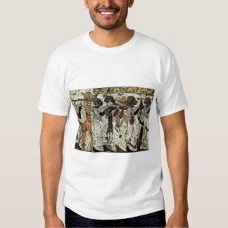 Tributbringende Africans By Maler Der Grabkammer D T-shirts