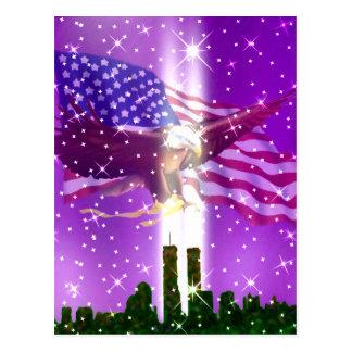 Tribute 9-11_ postcard