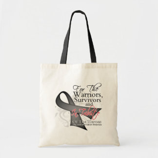 Tribute - Brain Cancer Budget Tote Bag