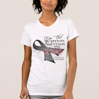 Tribute - Brain Cancer T-shirts