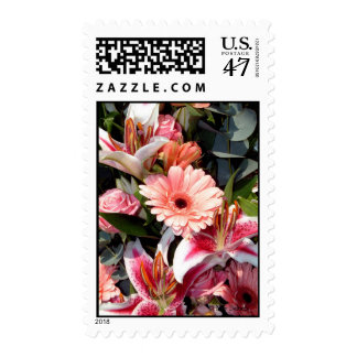 Tribute flowers | postage