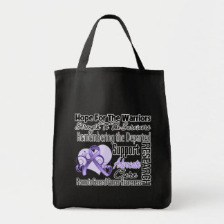 Tribute Hope Collage - General Cancer Bag