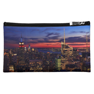 Tribute In Light Sept 11, World Trade Cntr ESB #2 Cosmetic Bag