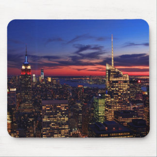 Tribute In Light Sept 11, World Trade Cntr ESB #2 Mouse Pad