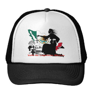 Tribute Mexico Hat